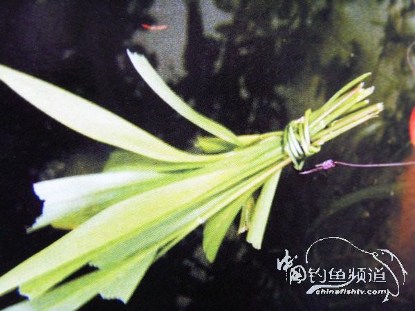 钩萝卜花的图解