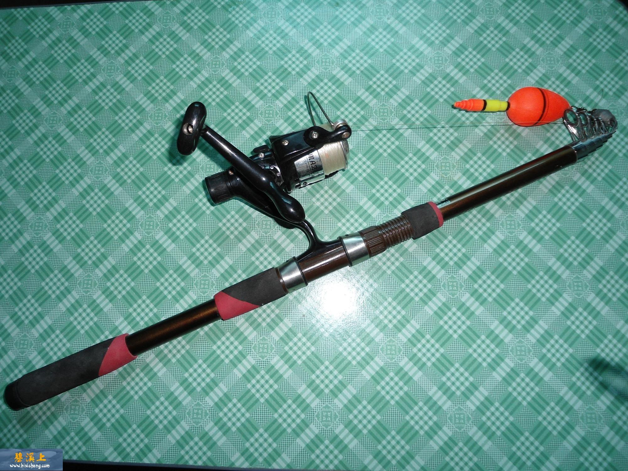 熊爪套装钻石版鳙鲢钓组1个铃铛2个串钩3个竿子4根绕线轮3个爆炸钩4个