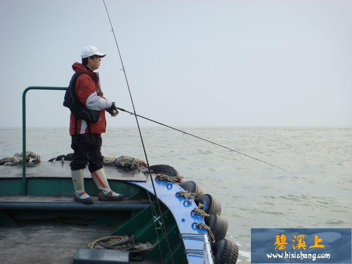 海钓沉底双钩线组图解