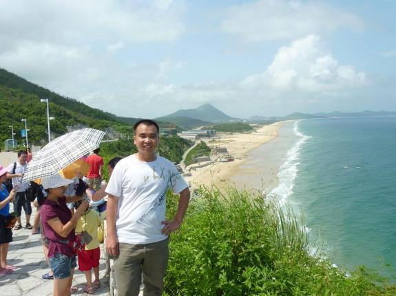 7月9号10号阳江海陵岛之旅